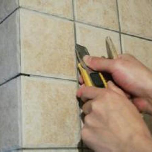 瓷砖美缝填缝的流程和施工注意事项关系到日后的瓷砖使用,因此,必须