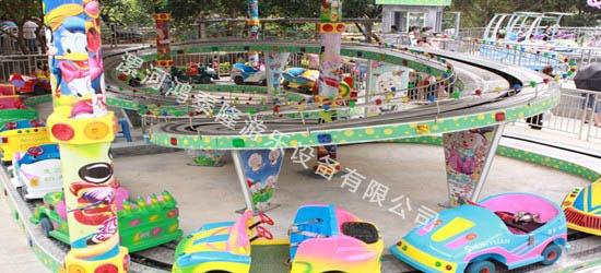 北京迷你穿梭游乐设备图片