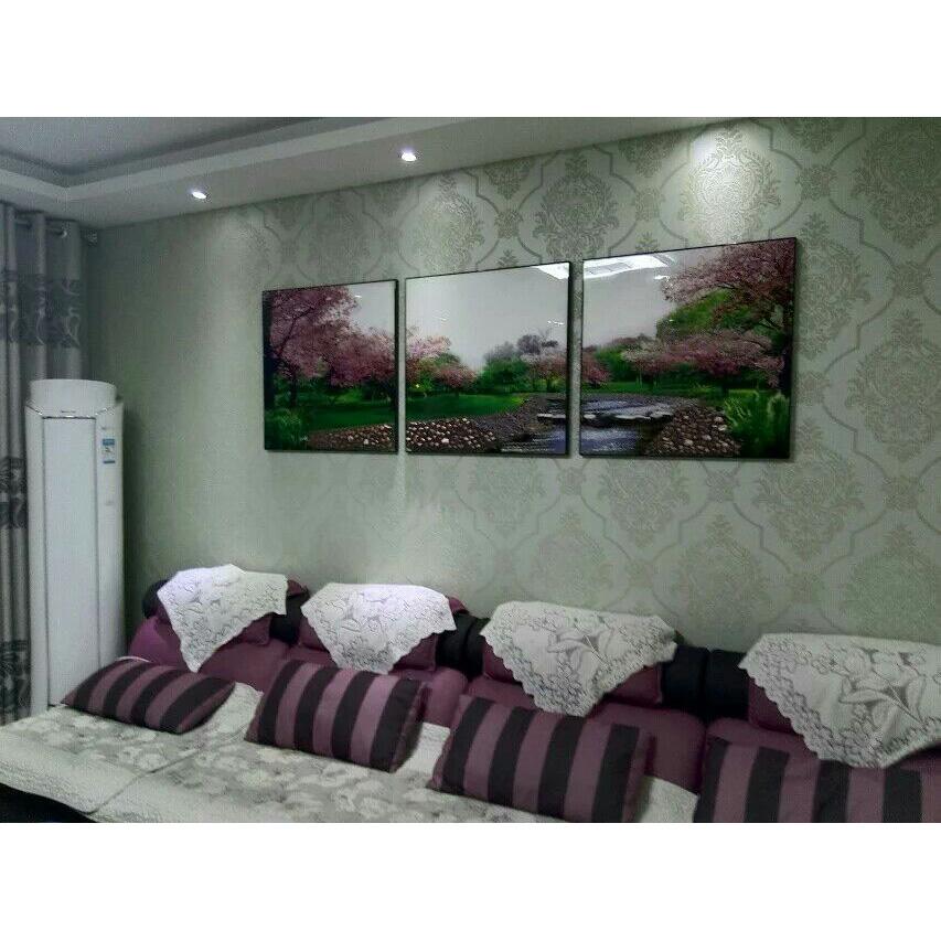沙发背景装饰画