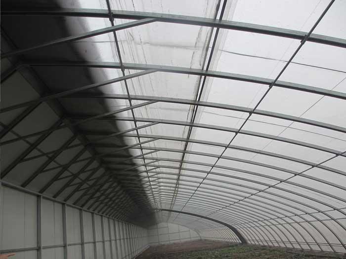 现代日光温室的保温结构有哪些特点?