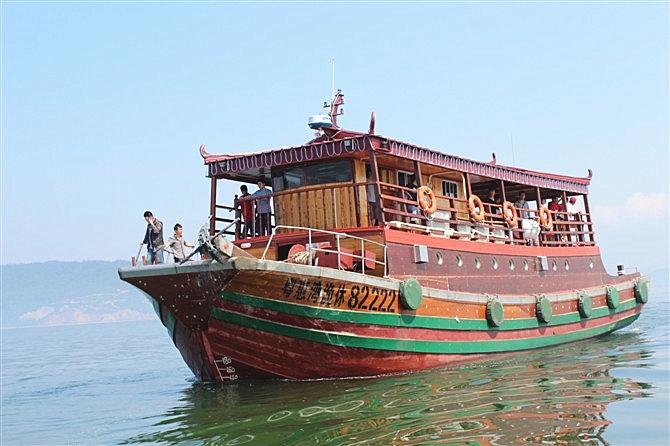 惠州出海旅游親身感受捕撈的樂趣找南港休閑漁業歡迎蒞臨指導