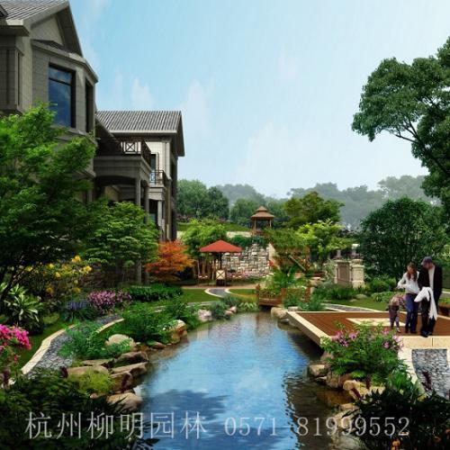 杭州别墅庭院居然可以这样设计