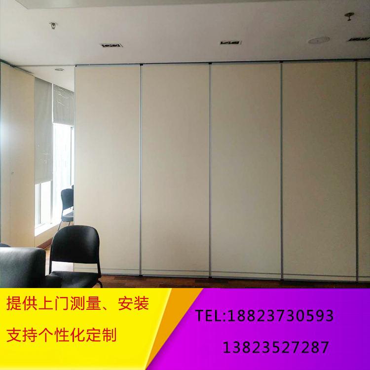 客厅隔断设计广州最新的活动隔断隔音门哪家公司大