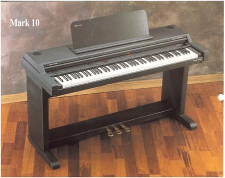 科兹威尔KURZWEIL发展史--高品质电钢琴标杆诞生(二)