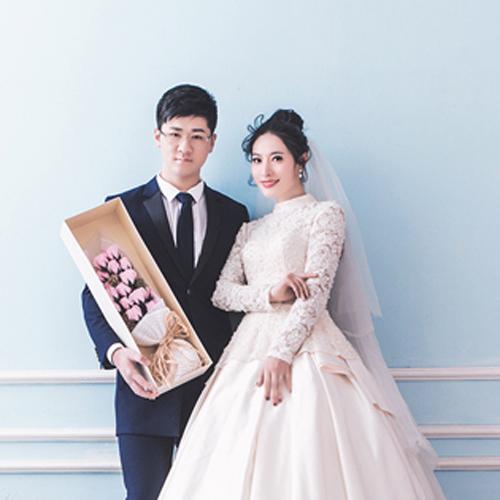 拍婚纱照步骤有哪些?