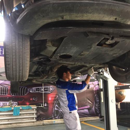 银川专业汽车保养的项目有哪些?
