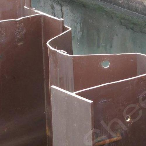 好金固浅析钢板桩主要作用