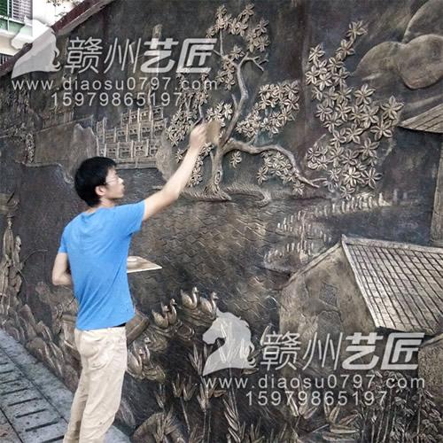 赣州市定南县齐全的雕塑公司,专业承接佛雕工程欢迎询问