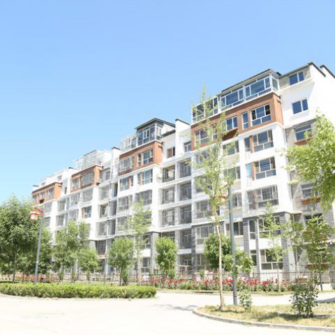 北京欧式住宅楼盘