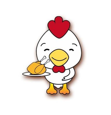 一只小鸡logo