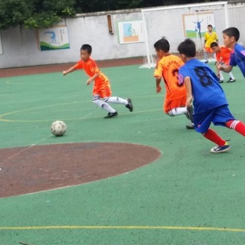 5-7岁足球班(中级,参加比赛)
