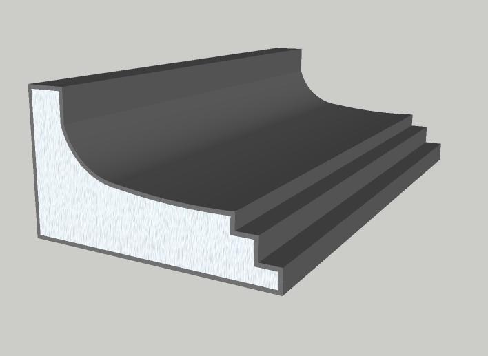 昆明eps线条系列定做,艺和丰满足您的不同需求 建材