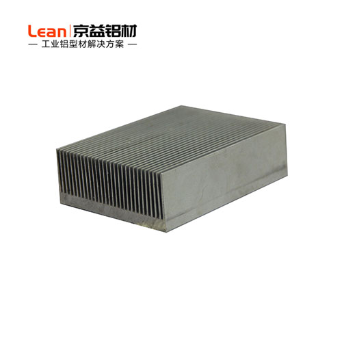 高密度散热器铝型材