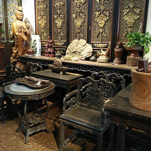 北京四合院放什么家具比较好,古风专业古典家