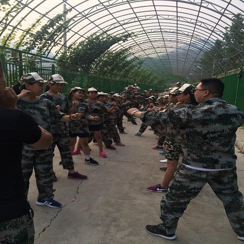中合育才天我是特种兵夏令营将帅特训营北京
