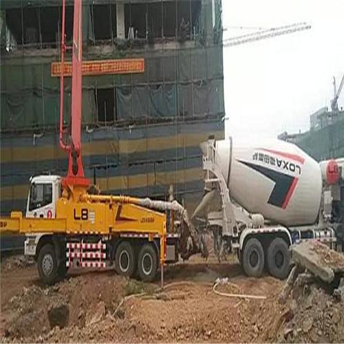 37-64米泵車