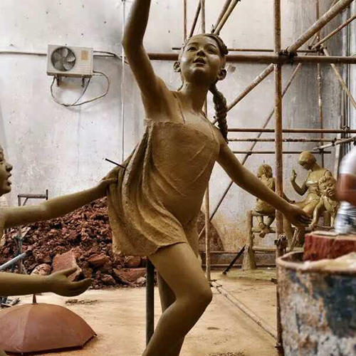 人物雕塑设计制造公司|翼海牛雕塑有限公司