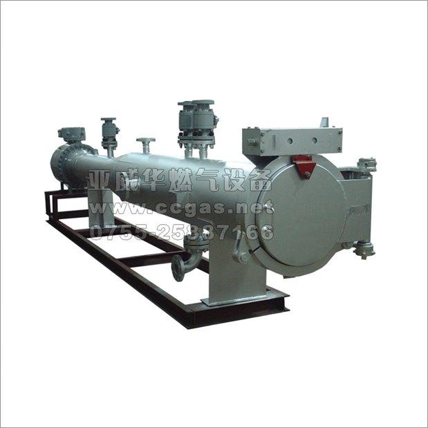 CNG减压撬的工作-深圳福田区亚威华-高端燃气设备制造