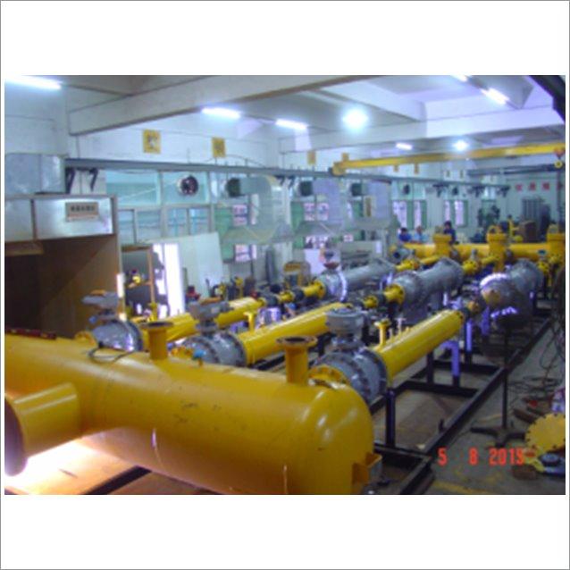 亚威华生产高端燃气设备