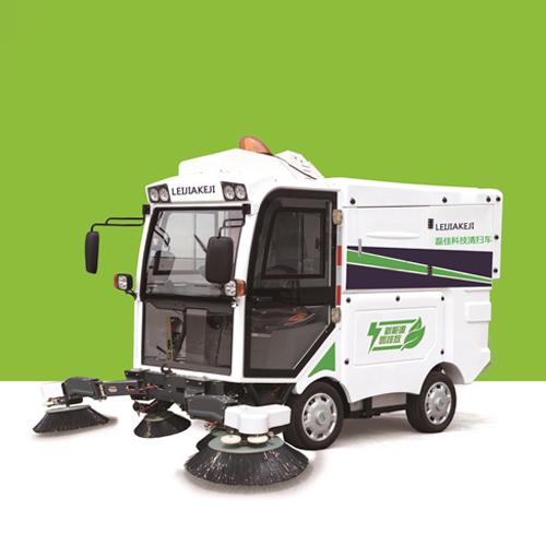 新型电动清扫车(LJ-X1800)