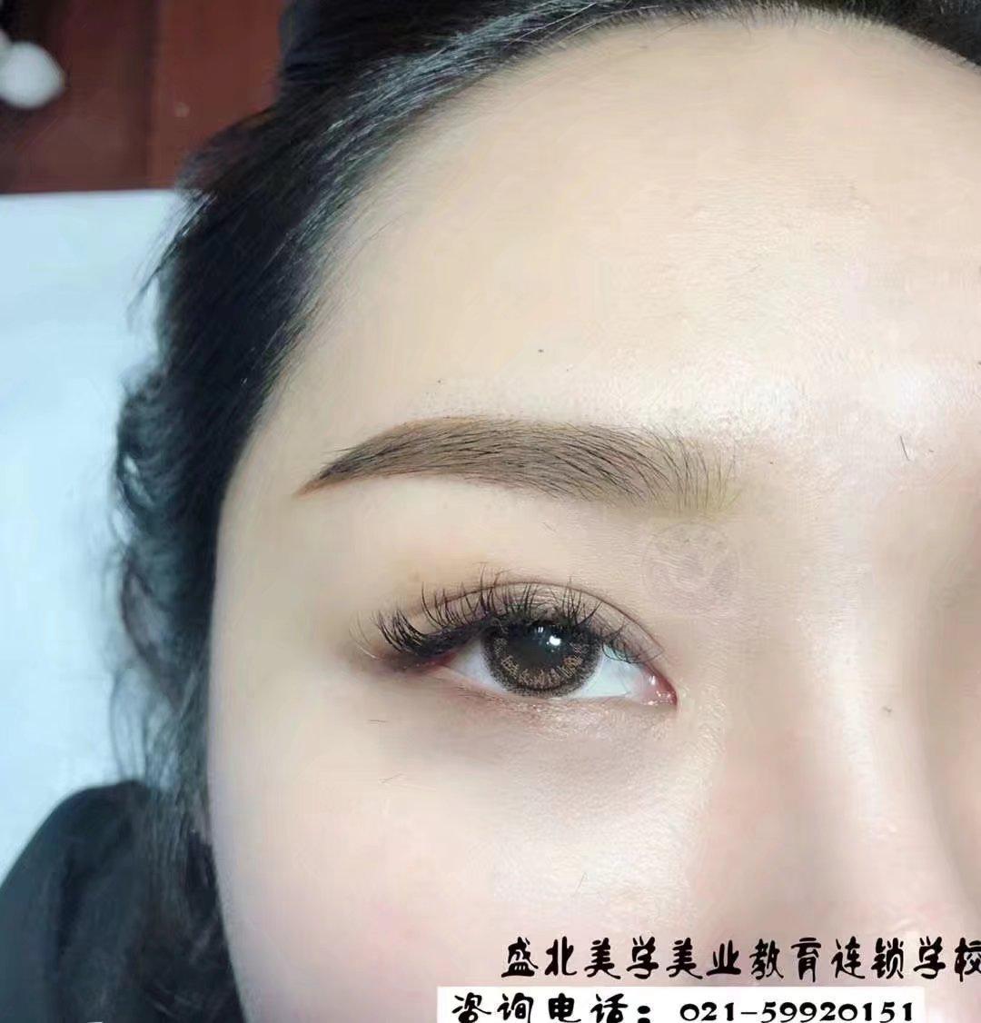 上海韩式半永久化妆技术发掘素颜之美
