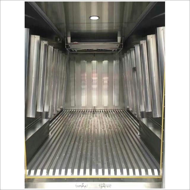 冷藏車鋁導流槽