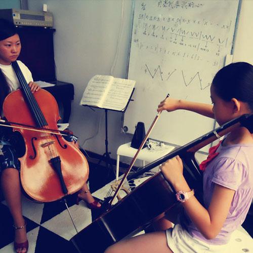 大提琴培训