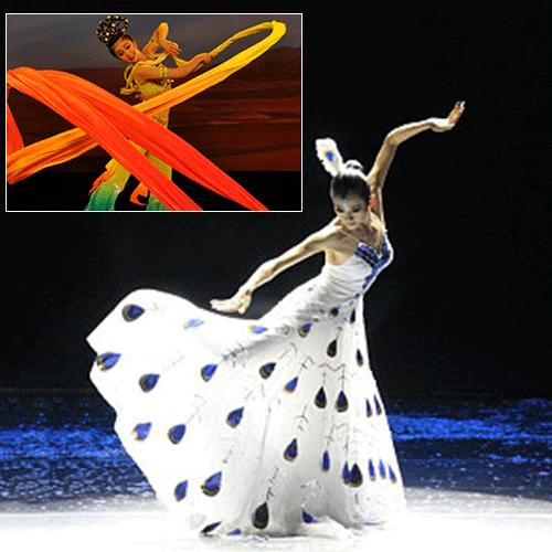 中国舞、民族舞培训