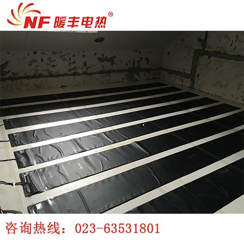 重庆电地暖工程,沙坪坝区地暖案例
