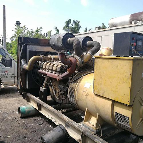 珠海大型发电机出租,价格超低,性能优良
