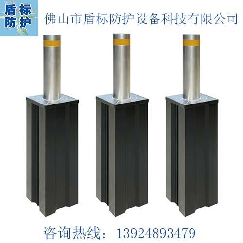 广州厂家直销304不锈钢液压遥控升降路桩路障价格?