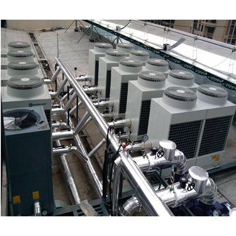 西安商用中央空调安装,西安中央空调工程公司图片