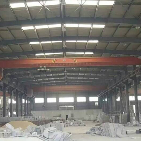 2,建筑简易,施工期短:二手钢结构厂房所有构件均在工厂预制完成