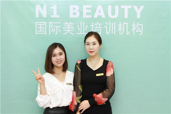 东莞韩式皮肤管理培训机构/有针对性的训练,优异的教师团体