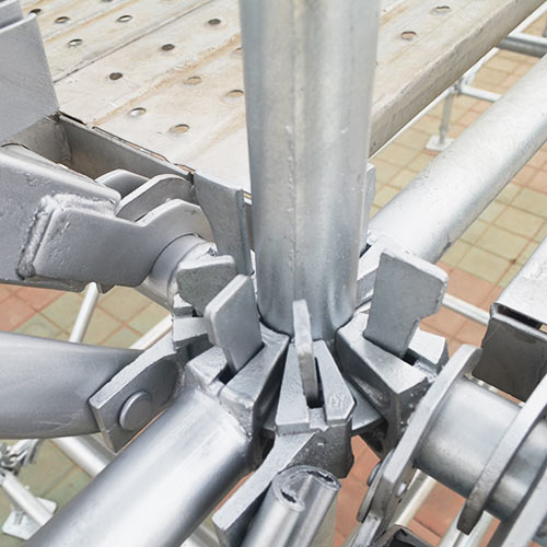 昆明西山区盘扣式脚手架厂家安全来自长期警惕
