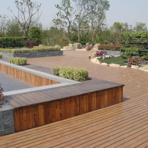 连云港室外塑木地板厂家 找星和瑞塑木欢迎大家指导