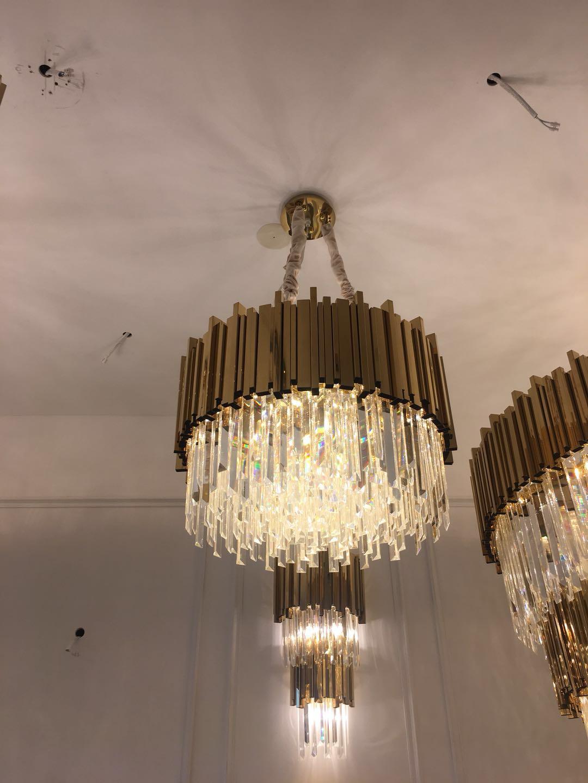 湖北家装水晶灯定制厂家,让生活亮起来
