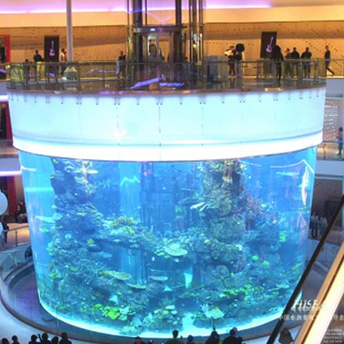 珠海金湾制造优质的亚克力泳池工程制造商品牌合作请咨询