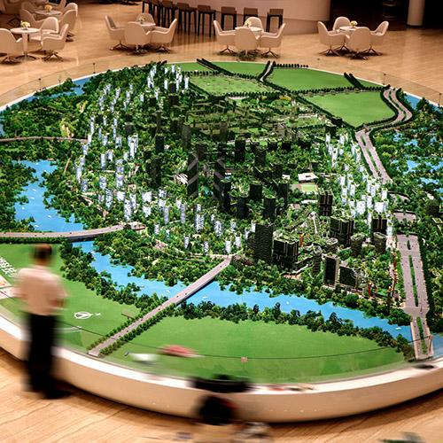 深圳优质的沙盘模型公司提供一流的服务,让顾客完全满意期待您的