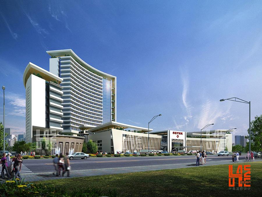 华曼医院设计案例+要点分析:如何科学合理地规划医院建设项目-焦点中国网