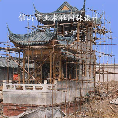 首页 >正文    凉亭,传统木结构单体建筑之一.