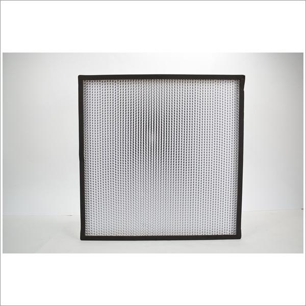 推薦主營項目————木框有隔板-高效過濾器