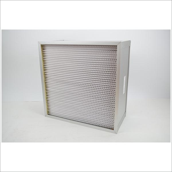 推薦主營項目————鋁框有隔板高效過濾器