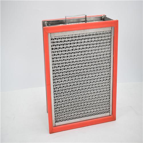 推薦主營項目————耐高溫高效過濾器