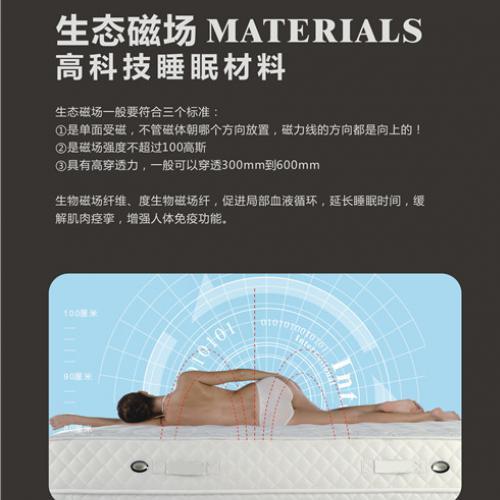 生态磁场 MATERIALS