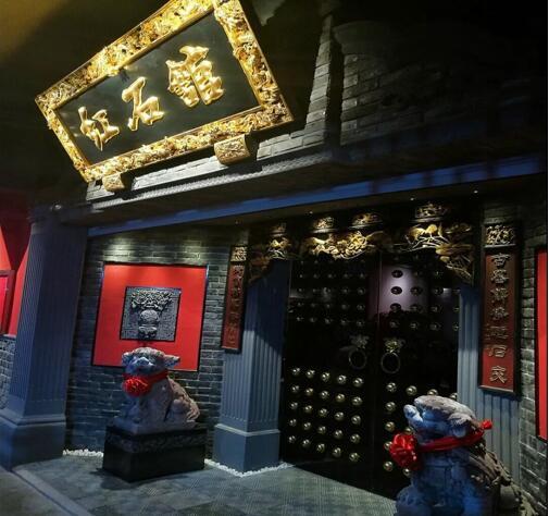 """中国南红第一品牌——红石馆,""""天地生赤玉  一抹红映情"""""""