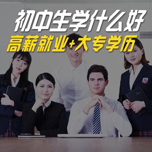 初中生学什么好?北京新华电脑学校