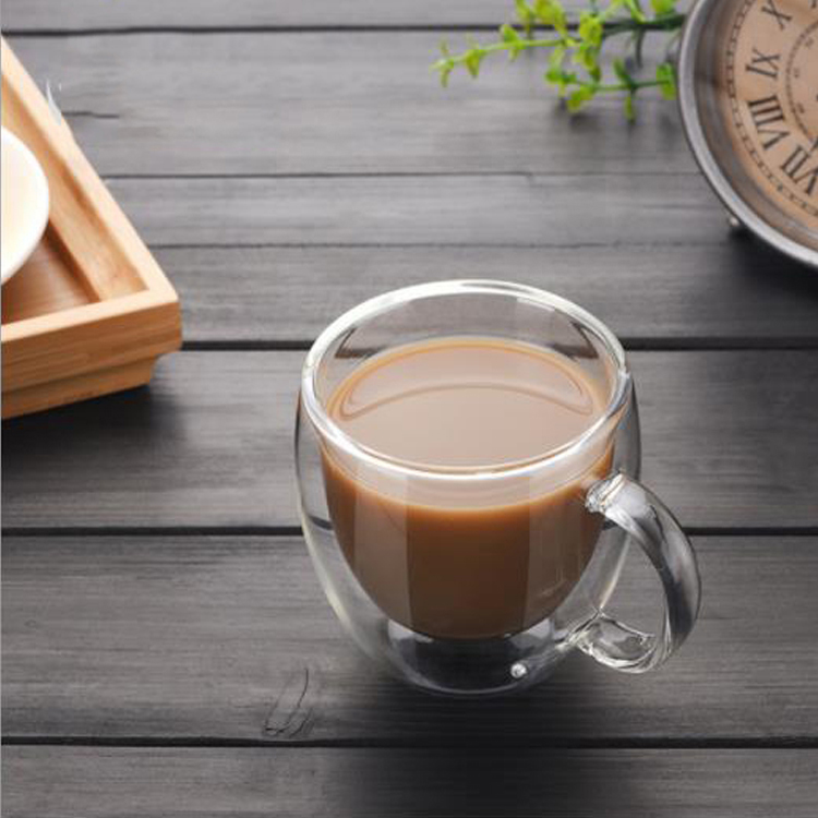雙層咖啡杯