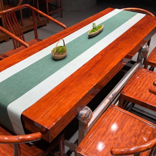 大板开茶盘造型设计