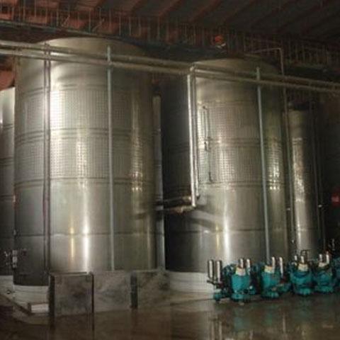乌鲁木齐供应50吨不锈钢储罐哪里有生产厂家